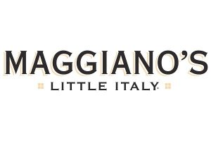 logo for maggiano's