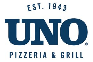 logo of uno pizzeria and grill